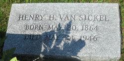 Henry Harrison Van Sickel