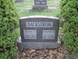 Virginia Marie <i>Gall</i> Backstrom