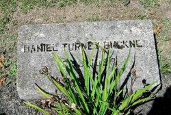 Capt Daniel Turney Buckner