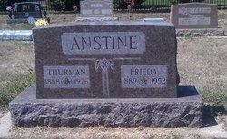 Fredona Frieda <i>Stanwood</i> Anstine