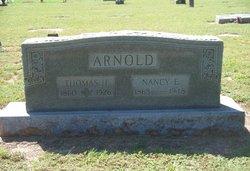Thomas H Arnold