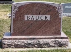 Amanda Virginia <i>Burg</i> Bauck