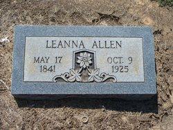 Leanna <i>Parker</i> Allen