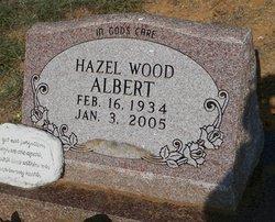 Hazel Maxine <i>Wood</i> Albert