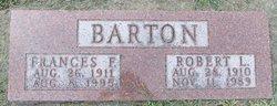 Robert L Barton