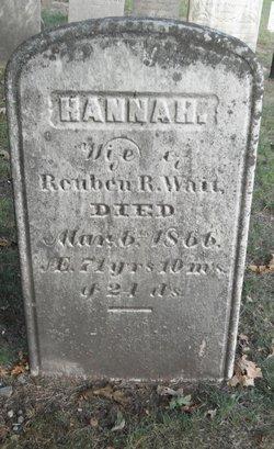 Hannah Wait