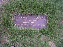 Charles A Castor