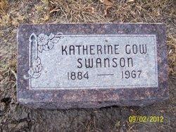 Katherine E. Kittie <i>Nurse</i> Gow Swanson