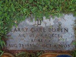 Larry Carl Boren
