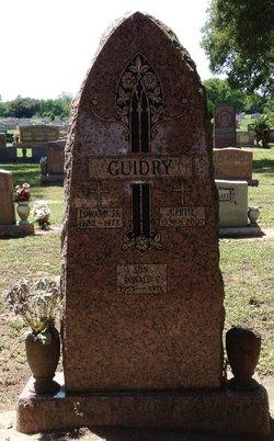 Edward Guidry, Jr
