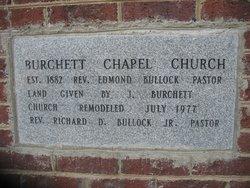 Burchette Chapel United Church of Christ Cemetery