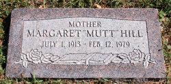 Margaret T Hill