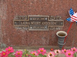 Laura Lee <i>Wight</i> Anderson