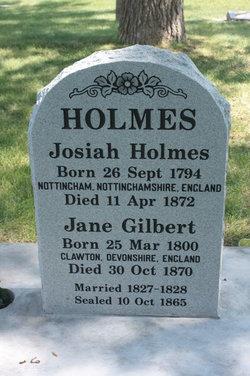 Josiah Holmes