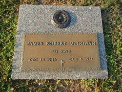 James Robert McGowan