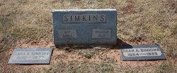 Anna Bell <i>Fonda</i> Simkins