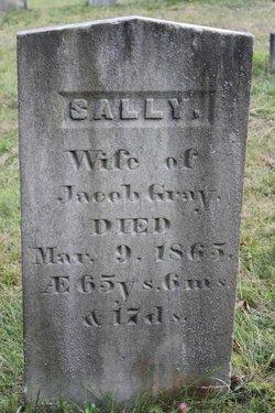 Sally <i>Twombly</i> Gray