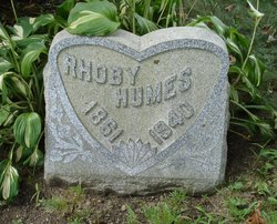 Rhoby Annette <i>Anderson</i> Humes
