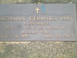Norman Gerhard Aaby