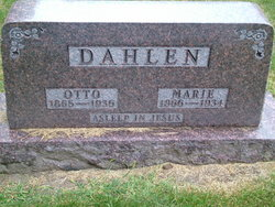 Otto John Dahlen