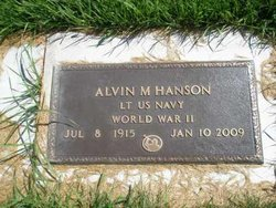 Alvin Maddison Hanson