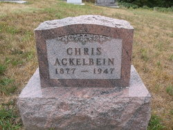 Chris Ackelbein