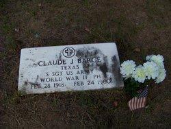 Claude Jackson Barge