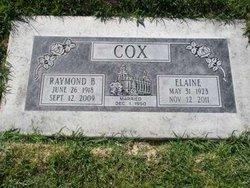 Raymond Bowns Cox