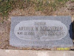 Arthur W Bergstrom