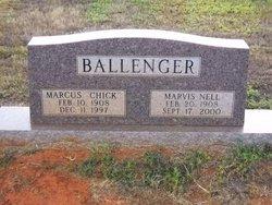 Marvis Nell <i>Ruby</i> Ballenger