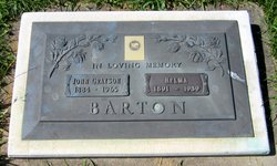 Helma <i>Van Orman</i> Barton