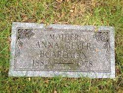 Anna Marie <i>Franz</i> Boardman