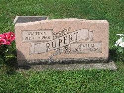 Pearl M <i>Anthony</i> Rupert