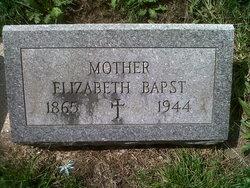 Elizabeth Bapst