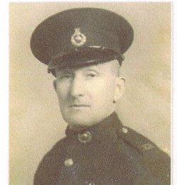 Marine Frederick William Bailey
