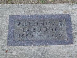 Wilhelmina <i>Diefenthaler</i> LaBudde