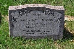Nancy Mickey <i>Sutherlin</i> Jackson