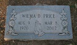 Wilma D Price