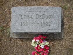 Flora <i>Van der Meulen</i> DeBoor