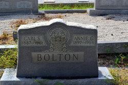 Annie Lou <i>Gordon</i> Bolton