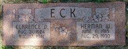 Clarence Delbert Eck