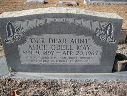 Alice Odell May