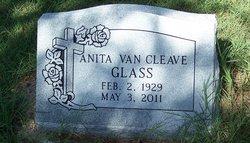 Anita <i>Van Cleave</i> Glass