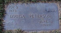 Louisa <i>Homer</i> Peterson