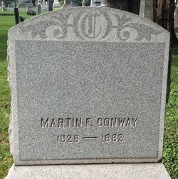 Martin Franklin Conway