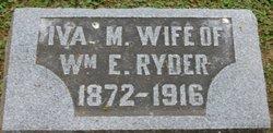 Iva Mildred <i>Yelton</i> Ryder