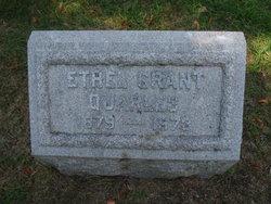 Ethel Julia <i>Grant</i> Quarles