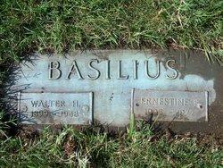 Walter H. Basilius