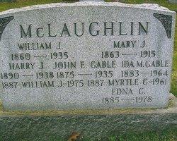 Ida M <i>McLaughlin</i> Gable