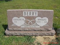 Donald E. Berry